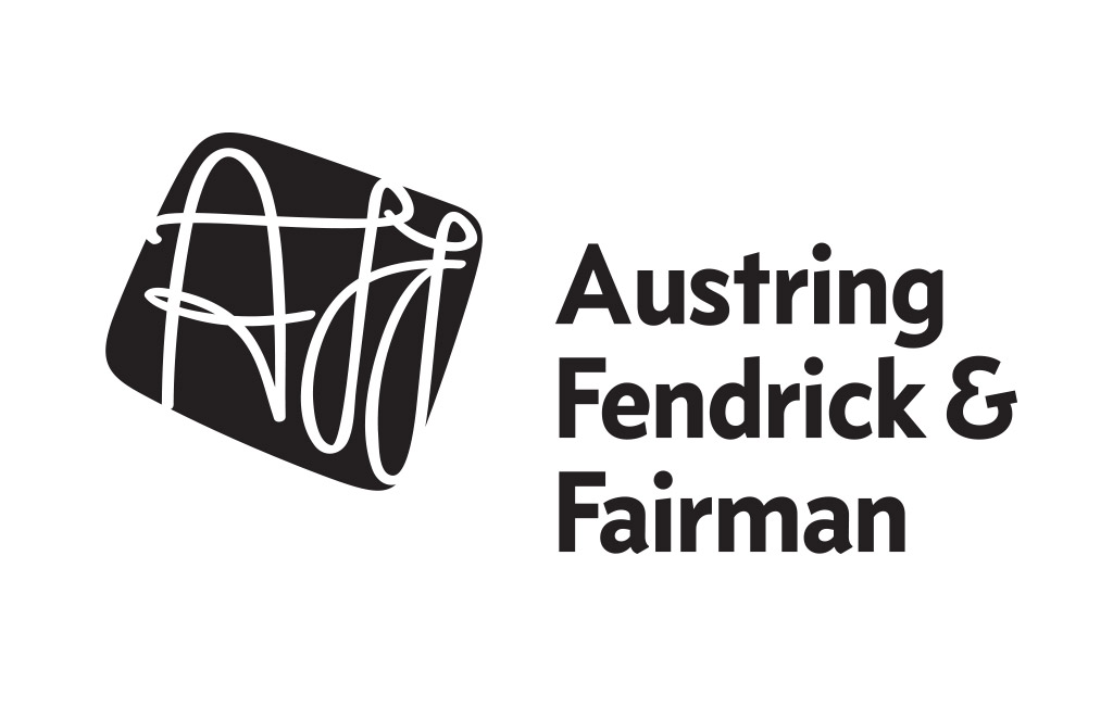 Logo design for northern law firm Austring, Fendrick & Fairman