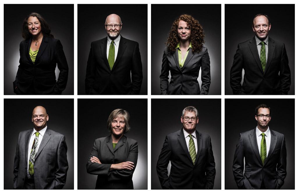 Photo shoot for the new website of Yukon law firm Austring, Fendrick & Fairman